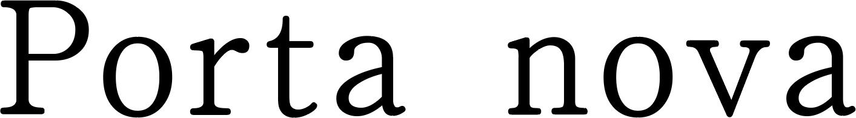 porta nova website